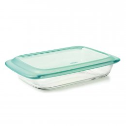 OXO Glass Baking Dish with Lid 2.8L