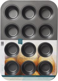 Chicago Metalic Cupcake Pan