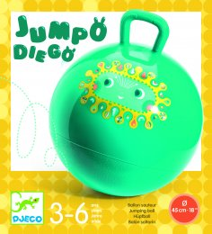 Djeco Jumping Ball - Jumpo Diego
