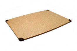 Epicurean Recycled Series Brown Cutting Board 37x28 cm