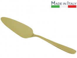 Salvinelli Gold Cake server