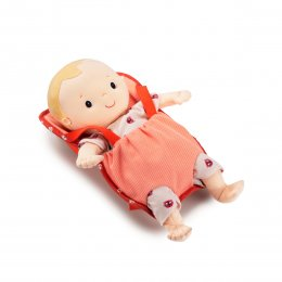 Liliputiens- Baby carrier (Doll 36 cm)