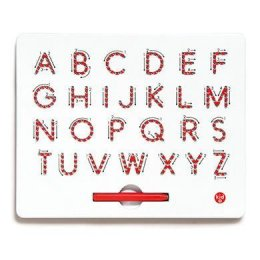 Kid O Magnetic Board Uppercase Letters