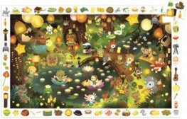 Djeco Party in Forest Puzzle