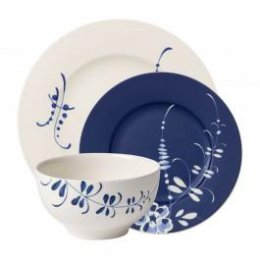 New Luxembourg Place Setting (soup bowl)