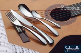 Salvinelli Forever Basic Cutlery Set