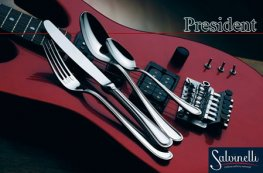 Salvinelli President Basic Cutlery Set