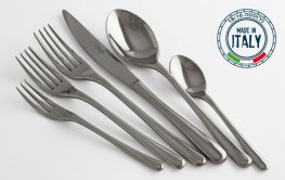 Salvinelli Princess Stainless Steel First Course Fork Set