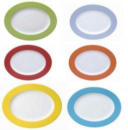 Sunny Day Oval Platter
