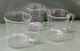 Tea Glasses with Handles