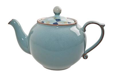Heritage Pavilion Teapot : 4U Gifts, Jerusalem, Israel