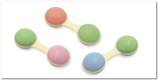 Green Sprouts Cornstrach... This biodegradable plastic rattle is made from  cornstarch ...
