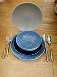 Studio Blue Chalk Place Setting