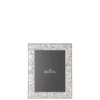 Rosenthal Silver Scratch Picture Frame